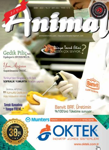 Ekim 2021 Dergi